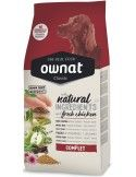 OWNAT CLASSIC COMPLET - SACO 4 KG