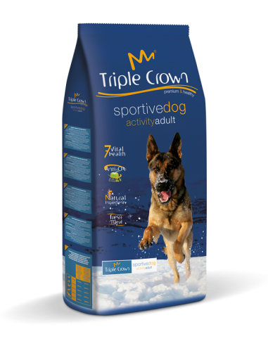 TRIPLE CROWN SPORTIVE DOG ACTIVITY ADULT - Imagen 1